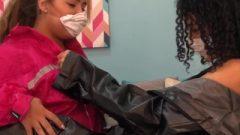 Corona Virus Patients Scissoring Her Girlfriend – Lesbos