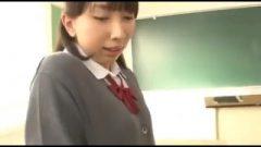 Nippon Sluts Having Fun With New Classmate