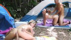 Daughterswap- Naughty Daughters Fuck Dads On Camping Trip